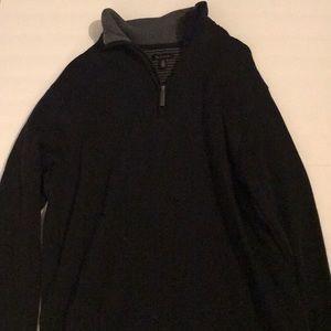 Men's Van Heusen 1/4 Zip Sweater